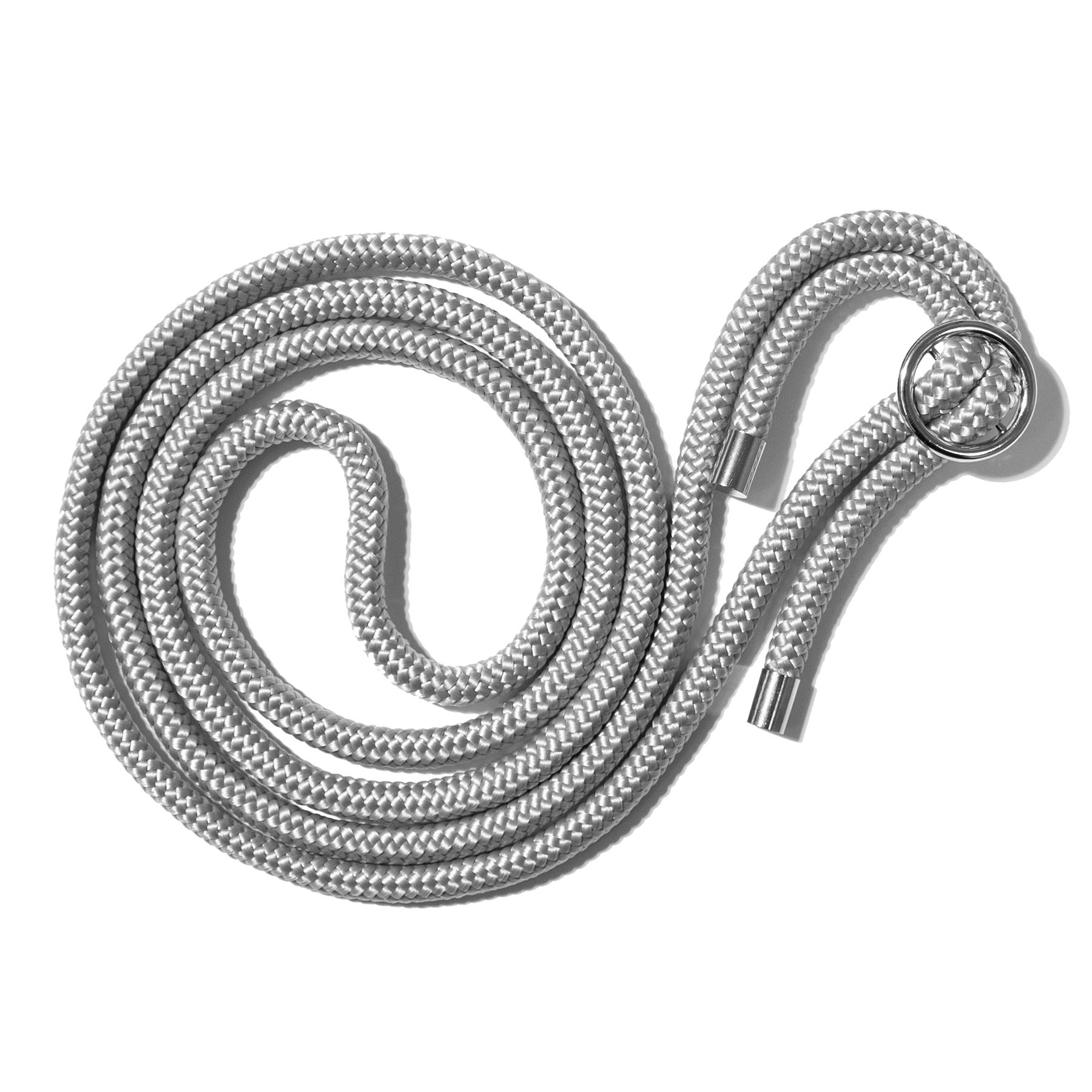 Silver Grey Single Rope