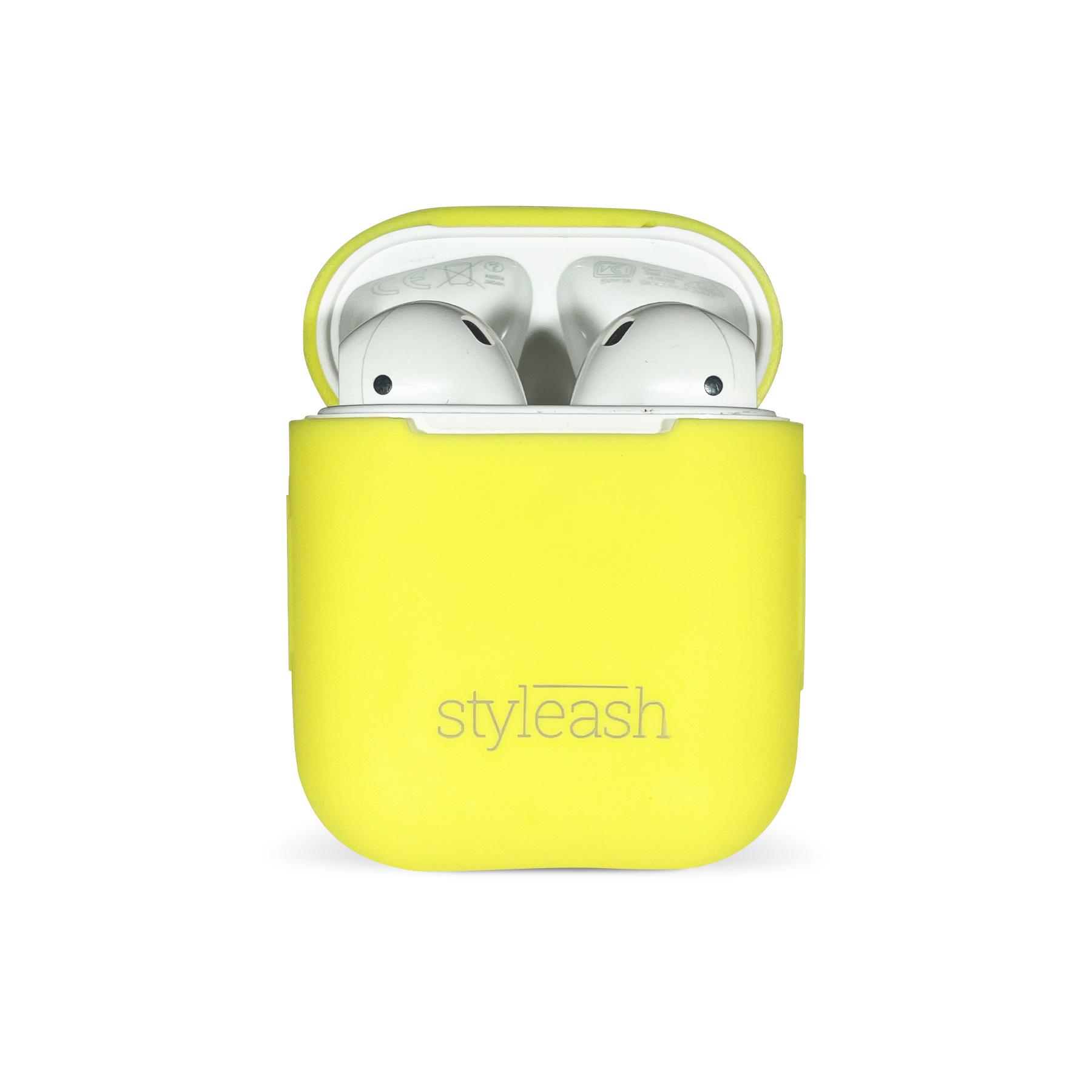 Husă pentru Airpod Yellow